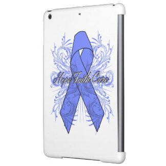 Stomach Cancer Flourish Hope Faith Cure Case For iPad Air