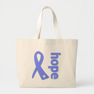 Stomach Cancer Hope Ribbon Bags