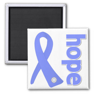 Stomach Cancer Hope Ribbon Magnets