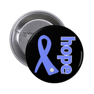 Stomach Cancer Hope Ribbon Pins