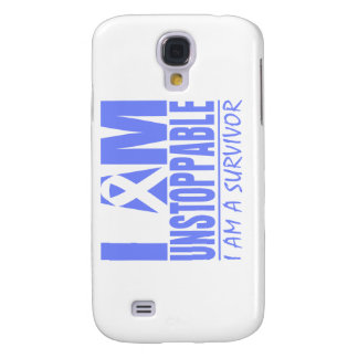 Stomach Cancer I Am Unstoppable Galaxy S4 Case