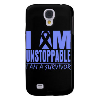 Stomach Cancer I Am Unstoppable Galaxy S4 Cover