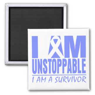Stomach Cancer I Am Unstoppable Magnet
