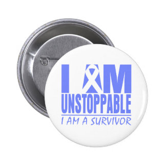 Stomach Cancer I Am Unstoppable Pins