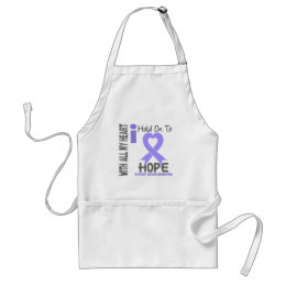 Stomach Cancer I Hold On To Hope Adult Apron