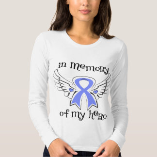 Stomach Cancer In Memory of My Hero Shirts