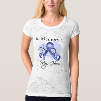 Stomach Cancer In Memory of My Hero T-Shirt