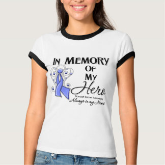 Stomach Cancer In Memory of My Hero T Shirt
