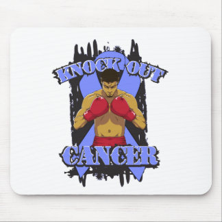 Stomach Cancer Knock Out Cancer Mousepad