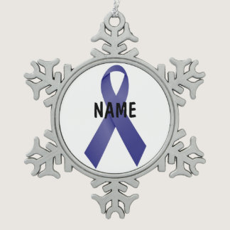 Stomach Cancer Memorial Ornament