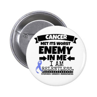 Stomach Cancer Met Its Worst Enemy in Me Button