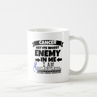 Stomach Cancer Met Its Worst Enemy in Me Coffee Mug