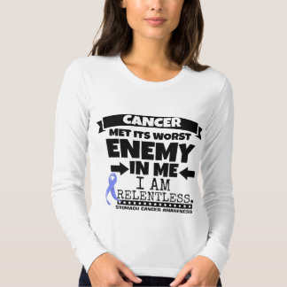 Stomach Cancer Met Its Worst Enemy in Me Shirt