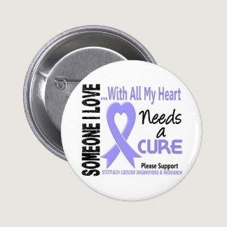 Stomach Cancer Needs A Cure 3 Pinback Button