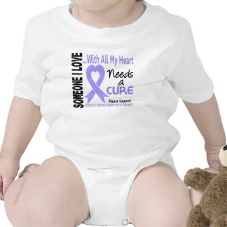 Stomach Cancer Needs A Cure 3 Rompers