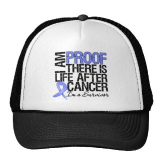Stomach Cancer Proof There is Life After Cancer Mesh Hat