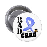 Stomach Cancer Radiation Therapy RAD Grad Pin