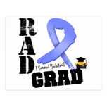 Stomach Cancer Radiation Therapy RAD Grad Postcards