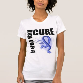 Stomach Cancer Run For A Cure T Shirts
