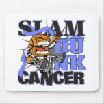 Stomach Cancer - Slam Dunk Cancer Mouse Pads