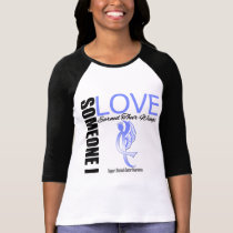 Stomach Cancer Someone I Love Earned Their Wings T-Shirt