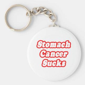 Stomach Cancer Sucks Keychain