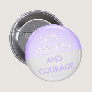 Stomach Cancer Support Button