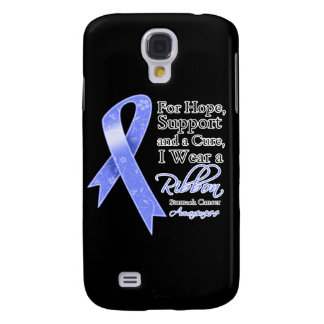 Stomach Cancer Support Hope Awareness Samsung Galaxy S4 Covers