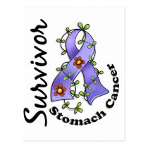 Stomach Cancer Survivor 15 Postcard