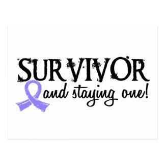 Stomach Cancer Survivor 18 Postcard