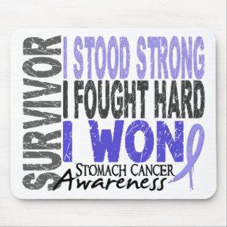 Stomach Cancer Survivor 4 Mousepad