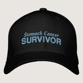 Stomach Cancer Survivor Embroidered Baseball Hat