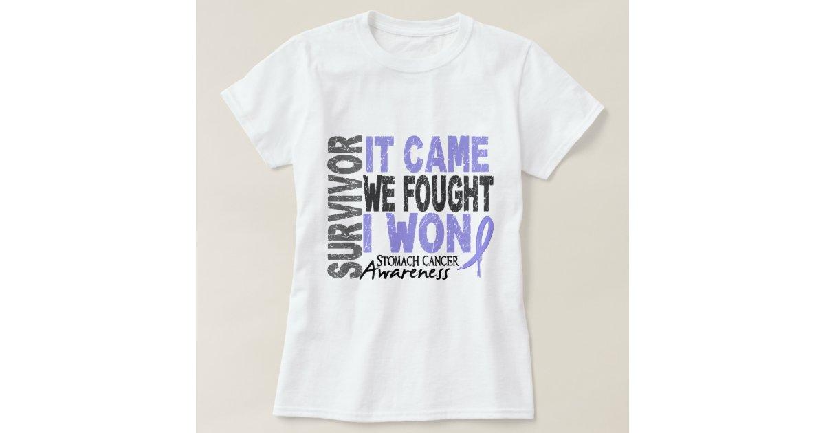 Stomach Cancer Survivor It Came We