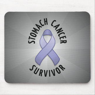 Stomach Cancer Survivor Mousepad
