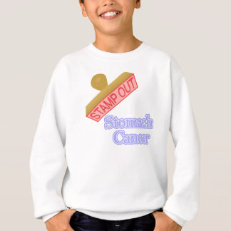 Stomach Cancer Sweatshirt