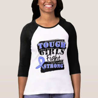 Stomach Cancer Tough Girls Fight Strong Shirts