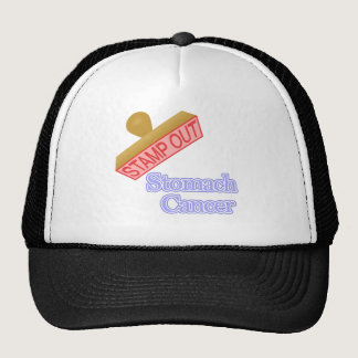 Stomach Cancer Trucker Hat