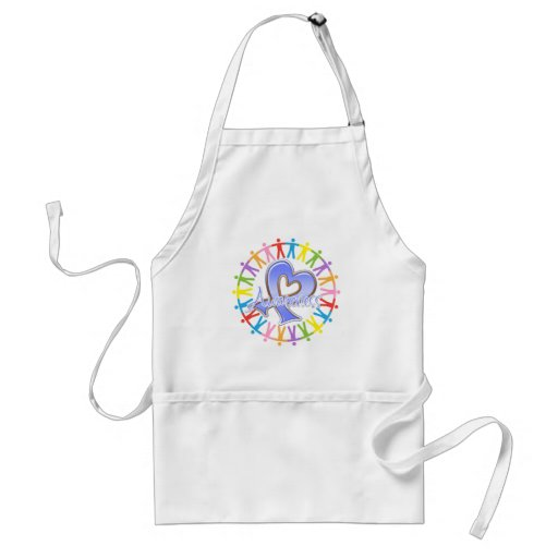 Stomach Cancer Unite in Awareness Aprons