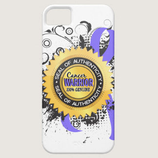 Stomach Cancer Warrior 23 iPhone SE/5/5s Case
