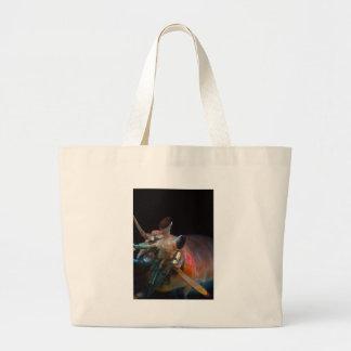 Stomatopod (Mantis Shrimp) Large Tote Bag