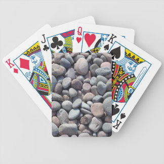 Stomes, diseño de los guijarros barajas de cartas