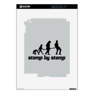 Stomp by Stomp Decals For The iPad 2