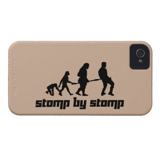 Stomp by Stomp iPhone 4 Cover