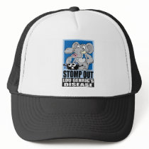 Stomp Out ALS Trucker Hat