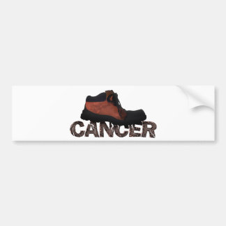 Stomp Out Cancer - Multi Products Bumper Sticker