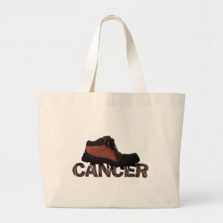Stomp Out Cancer - Multi Products Large Tote Bag