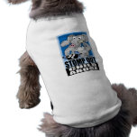 Stomp Out Child Abuse Dog Tshirt