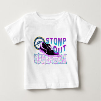 Stomp Out Criticism Anti-Bullying Product Baby T-Shirt