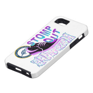 Stomp Out Criticism Anti-Bullying Product iPhone 5 Case