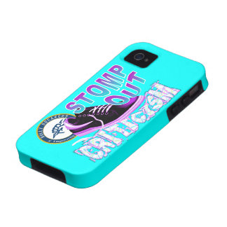 Stomp Out Criticism Anti-Bullying Product iPhone 4/4S Cover